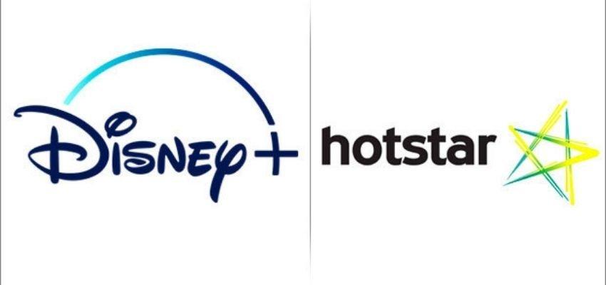 Disney + Hotstar Logo