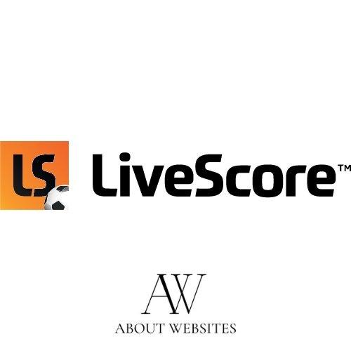 LiveScore Logo - About Websites