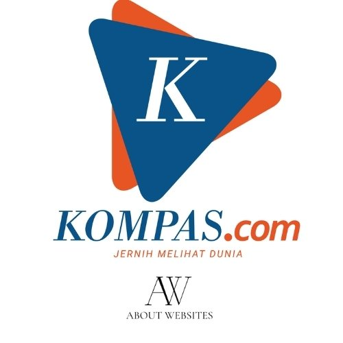 Kompas Logo - About Websites
